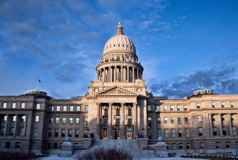Idaho State Capitol - Capitol of Light by Kevin Rank