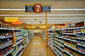 Grocery Store Design by 1-5 Design and Manufacture